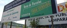 Nuevo accidente laboral en Cáceres