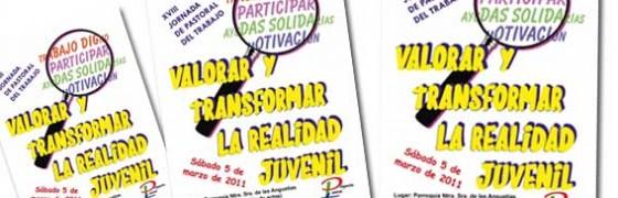 """Pastoral del Trabajo de Madrid: """"Valorar y transformar la realidad juvenil"""""""