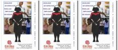 Campaña de Cáritas a favor de la igualdad de derechos de la  empleadas de hogar