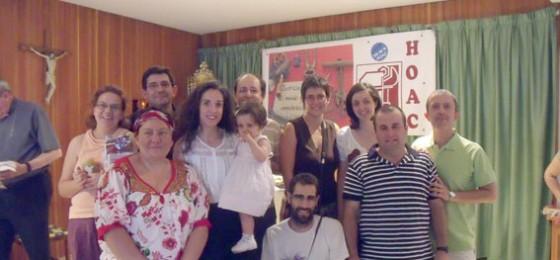 Nuevos militantes de la HOAC en Ciudad Real