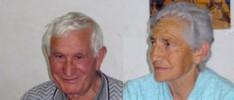 La HOAC de Huesca festeja los 50 años de fidelidad de una pareja de militantes