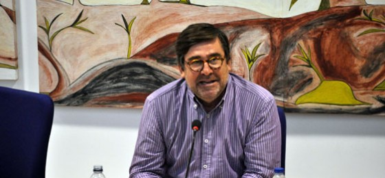 """Juan Torres: """"Hemos de cambiar y aprender a vivir de otra forma"""""""