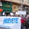 Plataforma solidaria de Torrero en Zaragoza