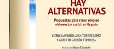 Nuevo libro con alternativas ante la crisis de Juan Torres