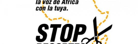 Stop recortes África