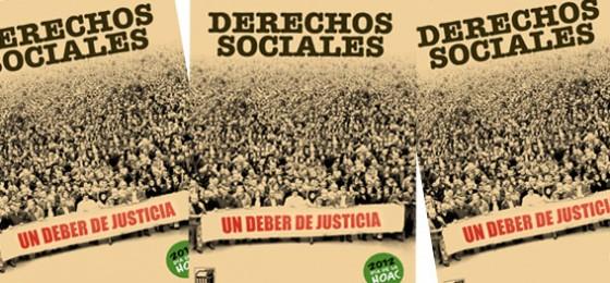 El día de la HOAC, dedicado a defender los derechos sociales