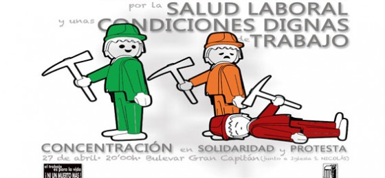 Córdoba: La HOAC en defensa de la Salud en el Trabajo
