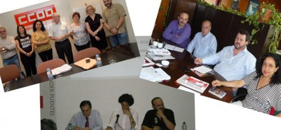 Encuentros de la HOAC con otras organizaciones obreras