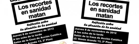 Valladolid: Foro Cristianos en la Sociedad sobre Sanidad