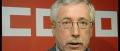 Ignacio Fernández Toxo: «No se puede concurrir a las elecciones con un programa y gobernar con otro»