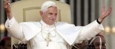 Benedicto XVI ante la Jornada Mundial de la Paz
