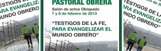 Córdoba: VII Jornadas de Pastoral Obrera