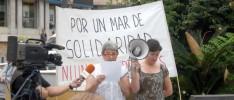 Granada: Gestos de denuncia y de solidaridad