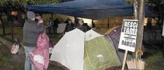 Plasencia: La Iglesia acoge la Acampada por la Dignidad