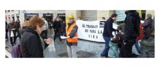 Logroño: Mesa Redonda sobre Salud Laboral