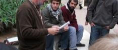 Cádiz: Solidaridad con Lorenzo Jiménez