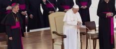 El Papa Francisco en el 1º de Mayo