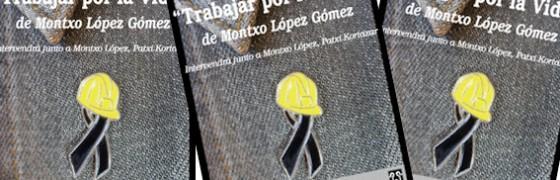 """Bilbao: Presentación del libro """"Trabajar por la Vida"""""""