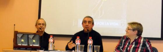 Montxo López, autor de «Trabajar por la vida»: «Los testimonios de las víctimas tienen una gran densidad emocional»