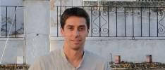 Pablo Gutiérrez, autor de «Democracia»: «La crisis nos ha enseñado al rey desnudo»