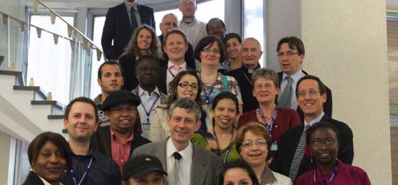 Declaración de las organizaciones de inspiración católica reunidas en la CIT (OIT) en Ginebra, 2013