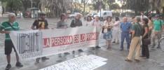 Aplazado el juicio a un militante de la HOAC y otros siete activistas del 15M en Sevilla