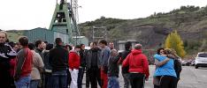 Ante el accidente en el Pozo Emilio del Valle (Pola de Gordón)