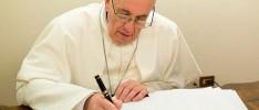 """Papa Francisco: Exhortación Apostólica """"La Alegría del Evangelio"""""""