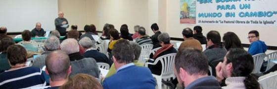 Burgos: Pastoral Obrera afianzará la creación de puentes entre el mundo del trabajo y la Iglesia