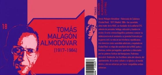 """Novedad: """"Tomás Malagón Almodóvar"""", biografía"""