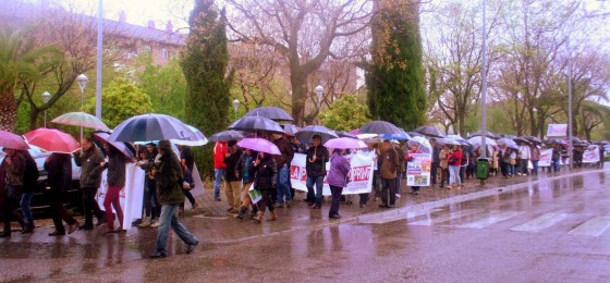 Gesto HOAC Andalucía, 29 de marzo de 2014