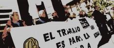 Bilbao: Concentración en Barakaldo por la Salud Laboral