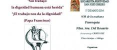 Málaga: Eucaristía del 1º de Mayo