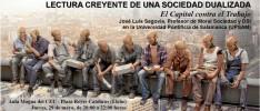 """Alicante: """"El Capital contra el trabajo"""", con José Luis Segovia"""
