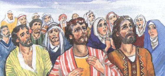 Ascensión del Señor (1 de junio)
