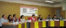 Burgos: La HOAC  reúne a ocho partidos políticos para hablar de trabajo digno