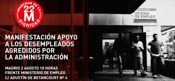 Madrid: Ningún desempleado sin protección