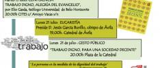 Ávila: Actividades abiertas en los Cursos de Verano de la HOAC