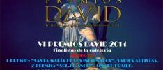 Santa María de los Indignados, Premio David al mejor CD del año