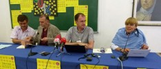 Rueda de Prensa sobre los Cursos de Verano de la HOAC 2014: Trabajo digno para una sociedad decente