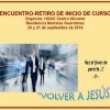 """Alicante: """"Volver a Jesús"""""""