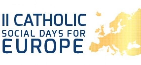 Madrid: II Jornadas Sociales Católicas Europeas