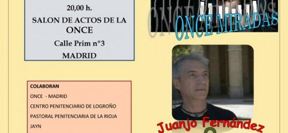 """Madrid: Concierto solidario """"ONCE miradas"""""""