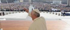 """Papa Francisco: """"¡Con el trabajo no se juega!"""""""