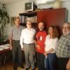 La HOAC con organizaciones católicas del trabajo y la empresa