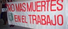 Málaga: Oración por las familias de fallecidos en el trabajo