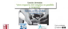 """Alicante: """"Otro reparto del empleo es posible y urgente"""""""