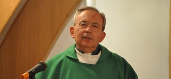 Antonio Algora: «La dimensión social de la fe se ha incorporado en el quehacer de la Iglesia»