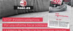 ¡Tú! noviembre: STOP #ViolenciaMachista