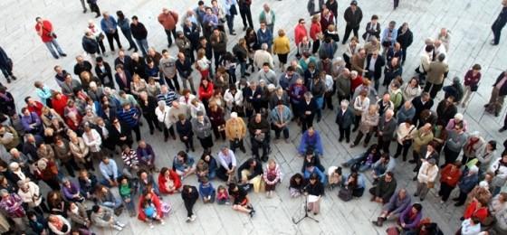 Gesto diocesano solidario de Zaragoza